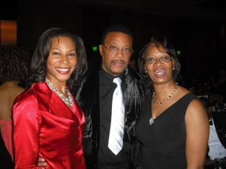 Jocelyn(l) with Judge Mathis and great friend Barbara McKee(r)
