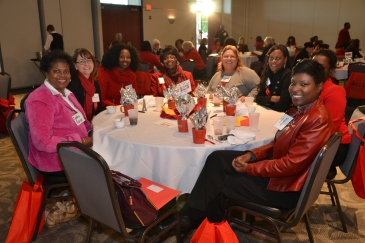 """""""Great Way to Spend Times With Friends!"""" Confident Women Conference 2014"""