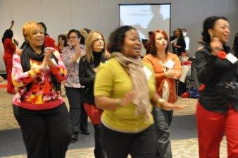 Confidence Hustle Strut-Confident Women Conference