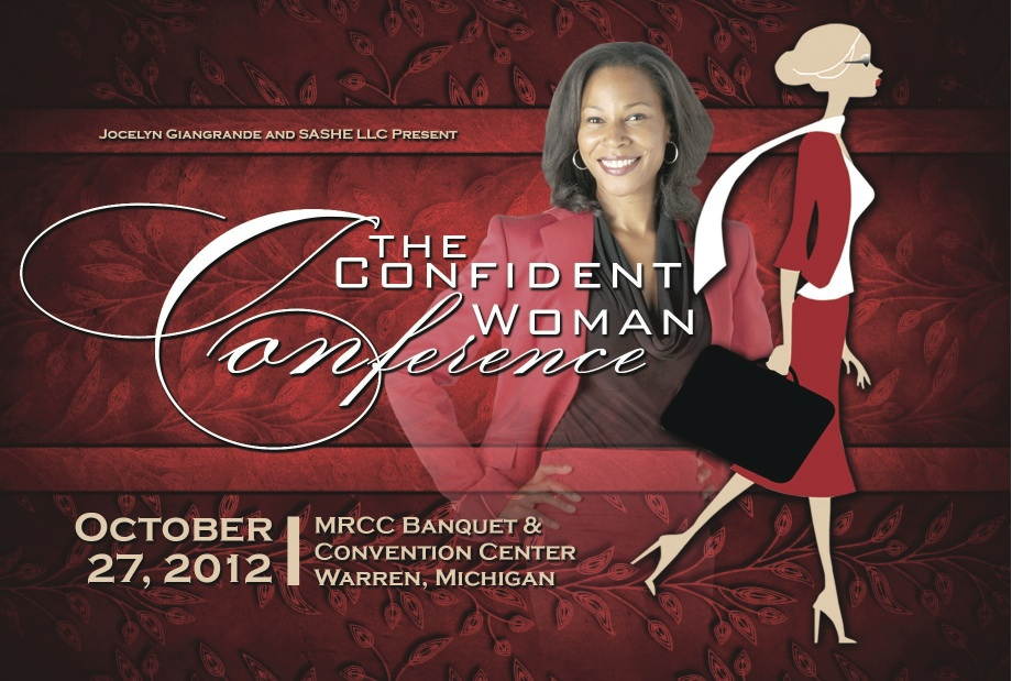 2012 Confident Women Conference