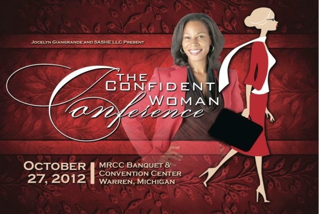 2012 Confident Women Conference