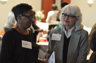 """Great networking. I met some incredible women.""-Conference Attendee"